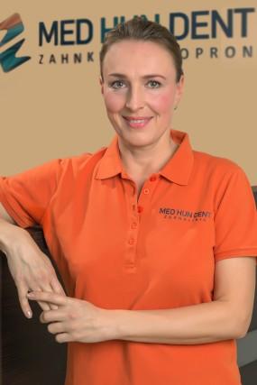 Gabriella Nyikos - Zahnärztliche Fachassistentin